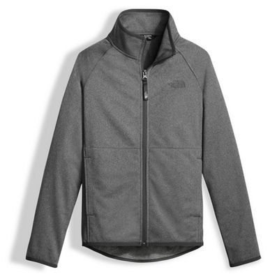 The North Face Boys' Tech Glacier Full Zip