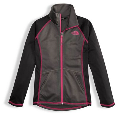 The North Face Girls' Tech Glacier Full Zip