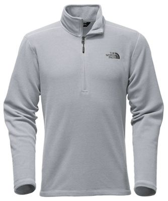 The North Face Men's Texture Cap Rock 1/2 Zip Top