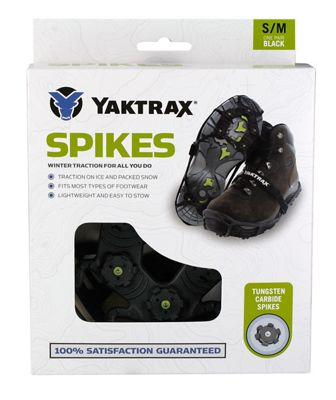 Yaktrax Spike Traction Device