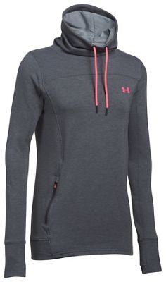 Under Armour Women's Featherweight Fleece Slouchy Pullover Top