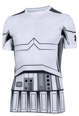 Under Armour Boys' Storm Trooper HG SS Top