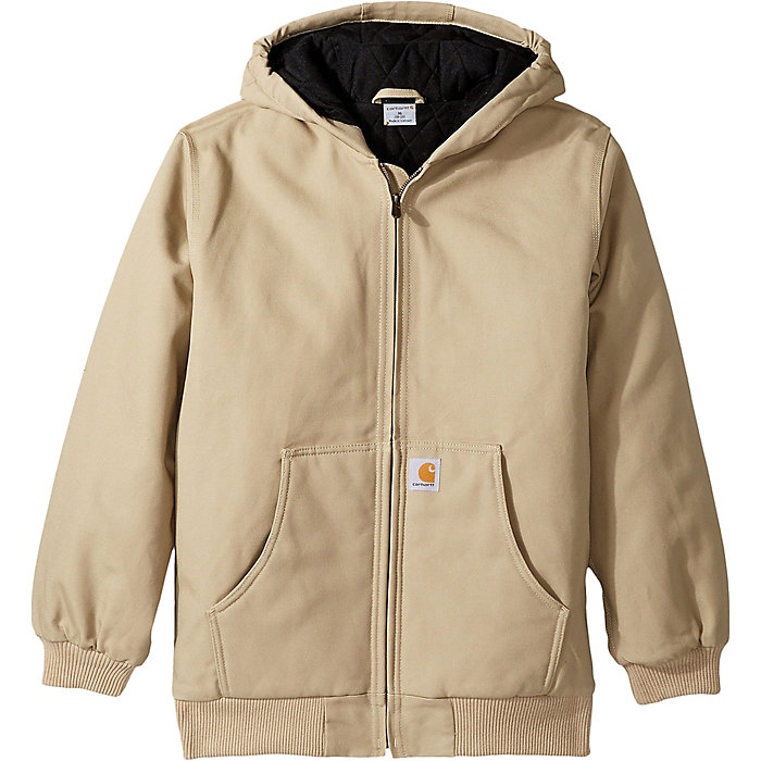 6f925b5e588 Carhartt Kids' Active Jac Jacket - Moosejaw