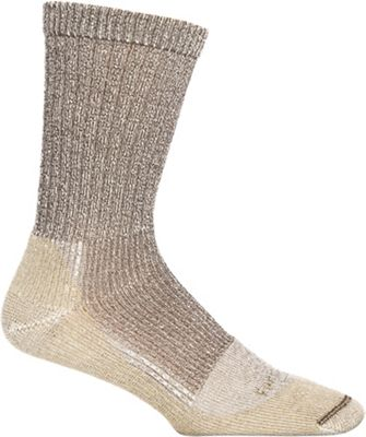 Farm To Feet Men's Boulder No Fly Zone Traditional LW Hiker Sock