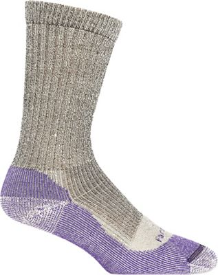 Farm To Feet Women's Boulder No Fly Zone Traditional LW Hiker Sock