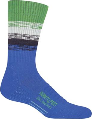 Farm To Feet Men's Clingmans Dome Sunset LW Crew Sock