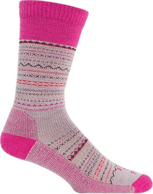 Farm To Feet Women's Conover Fair Isle LW Crew Sock
