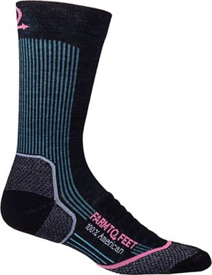 Farm To Feet Women's Damascus LW Crew Sock