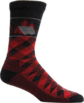 Farm To Feet Men's Franklin Camp Everyday Crew Sock