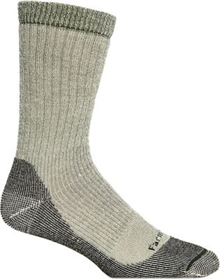 Farm To Feet Men's Jamestown No Fly Zone Traditional MW Hiker Sock