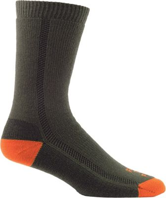 Farm To Feet Men's Madison Solid MW Hiker Sock