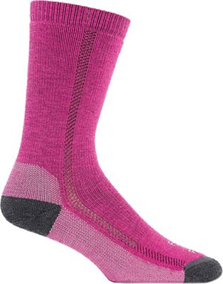 Farm To Feet Women's Madison MW Solid Hiker Sock