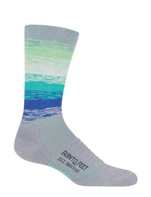 Farm To Feet Women's Ocracoke Sunrise LW Crew Sock