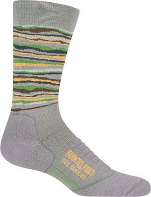 Farm To Feet Men's Sauratown Sediment LW Crew Sock