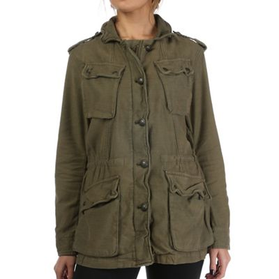 Free People Women's Not You Brother's Jacket