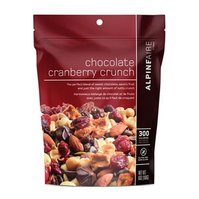 AlpineAire Chocolate Cranberry Crunch Snack Mix