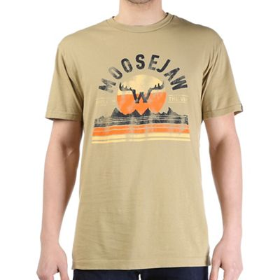 Moosejaw Men's Good Vibrations Classic Regs SS Tee