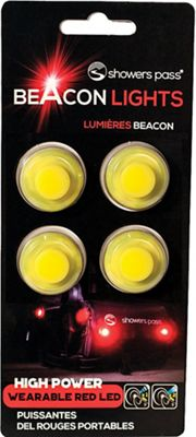 Showers Pass Beacon Light - 4 Pack
