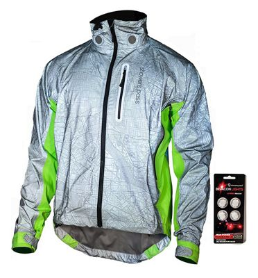 Showers Pass Men's Hi-Vis Torch Jacket