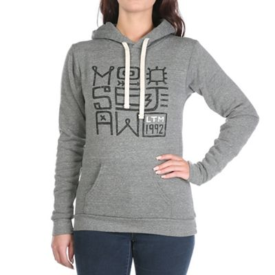 Moosejaw Women's Twist and Shout Pullover Hoody