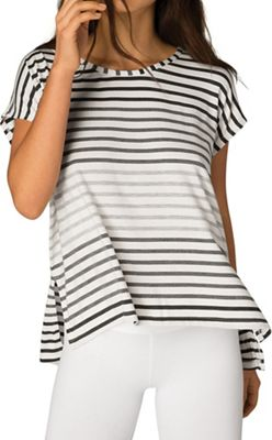 Beyond Yoga Women's Bring It Ommmbre Striped Top