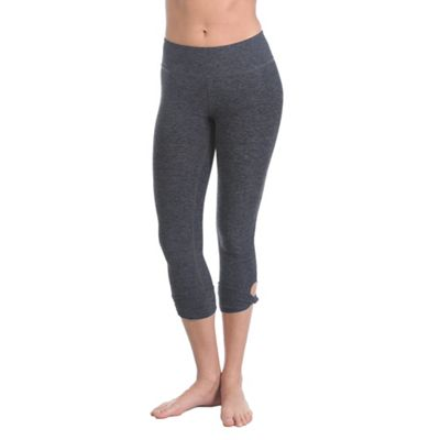 Beyond Yoga Women's Twist and Shout Spacedye Capri Legging