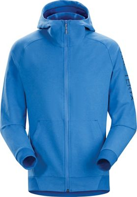 Arcteryx Men's Word On End Full-Zip Hoody