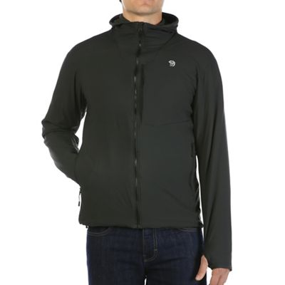 Mountain Hardwear Men's ATherm Hooded Jacket