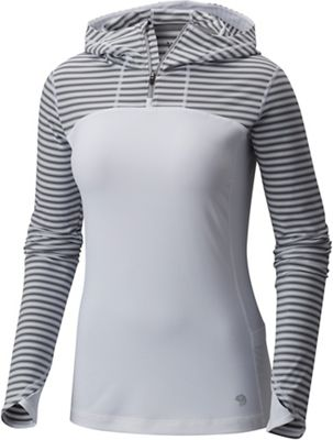 Mountain Hardwear Women's Butterlicious LS Hoody