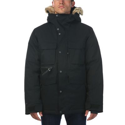 Mountain Hardwear Men's Engineered Alpine Parka