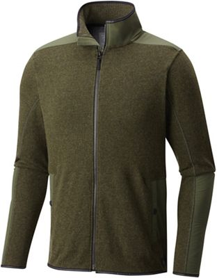 Mountain Hardwear Men's MTN Tactical Full Zip Sweater
