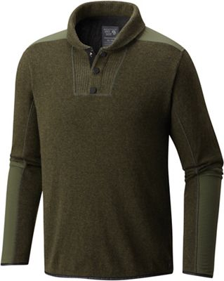 Mountain Hardwear Men's MTN Tactical Pullover Sweater