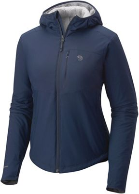 Mountain Hardwear Women's Skypoint Hooded Jacket