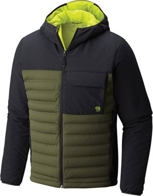 Mountain Hardwear Men's StretchDown HD Hooded Jacket