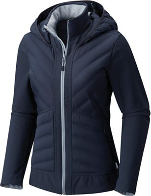Mountain Hardwear Women's StretchDown HD Hooded Jacket