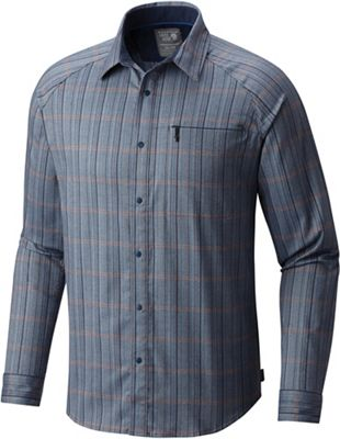 Mountain Hardwear Men's Stretchstone V LS Shirt