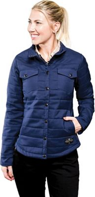 United By Blue Women's Bison Snap Jacket