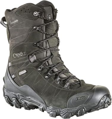 Oboz Men's Bridger Insulated B-Dry 10IN Boot