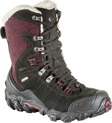 Oboz Women's Bridger Insulated BDry 9IN Boot