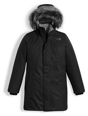 The North Face Girls' Arctic Swirl Down Jacket
