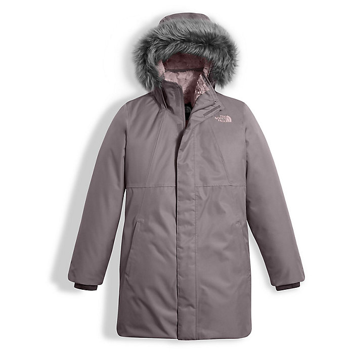 0e0573441b The North Face Girls  Arctic Swirl Down Jacket - Moosejaw