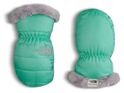 The North Face Baby Reversible Mossbud Swirl Mitt
