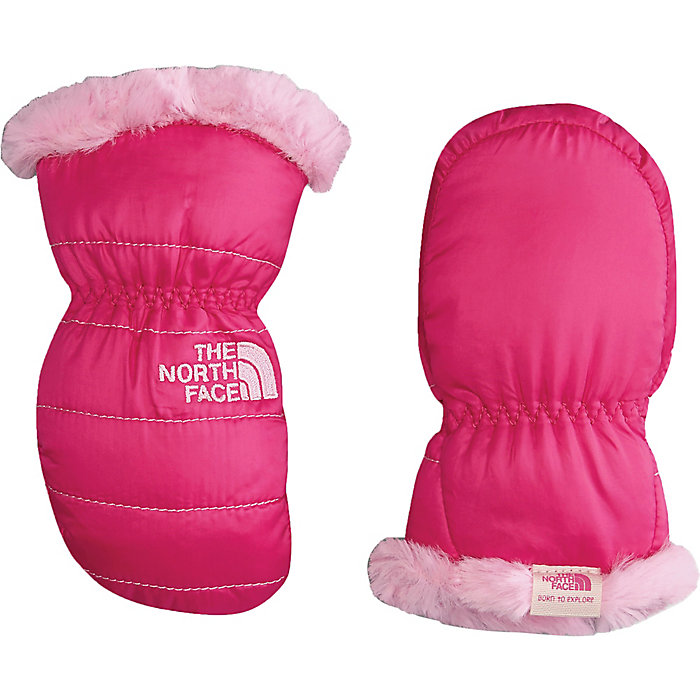 bfdf5a0a8 The North Face Baby Reversible Mossbud Swirl Mitt - Moosejaw