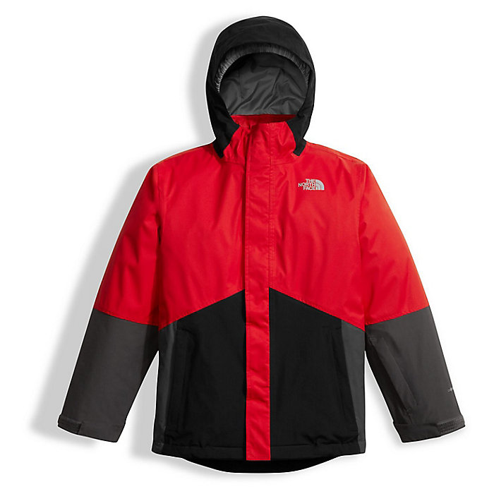 0b1af4871 The North Face Boys' Boundary Triclimate Jacket - Moosejaw