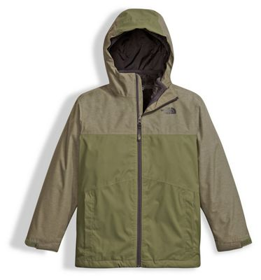 The North Face Boys' Chimborazo Triclimate Jacket