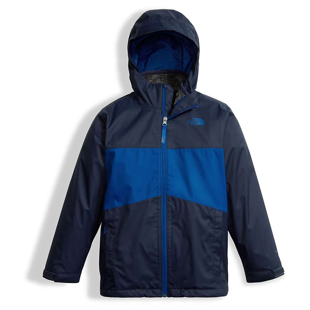 2094623998e1 The North Face Boys  Chimborazo Triclimate Jacket - Moosejaw