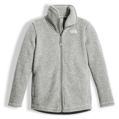 The North Face Girls' Crescent Full Zip Top