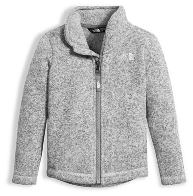 The North Face Toddler Girls' Crescent Full Zip Top