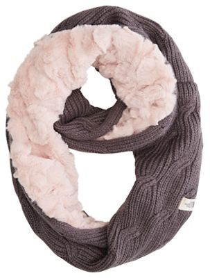 The North Face Youth Girls' Furry Scarf