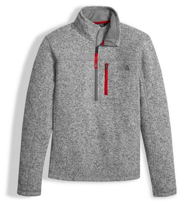 The North Face Boys' Gordon Lyons 1/4 Top